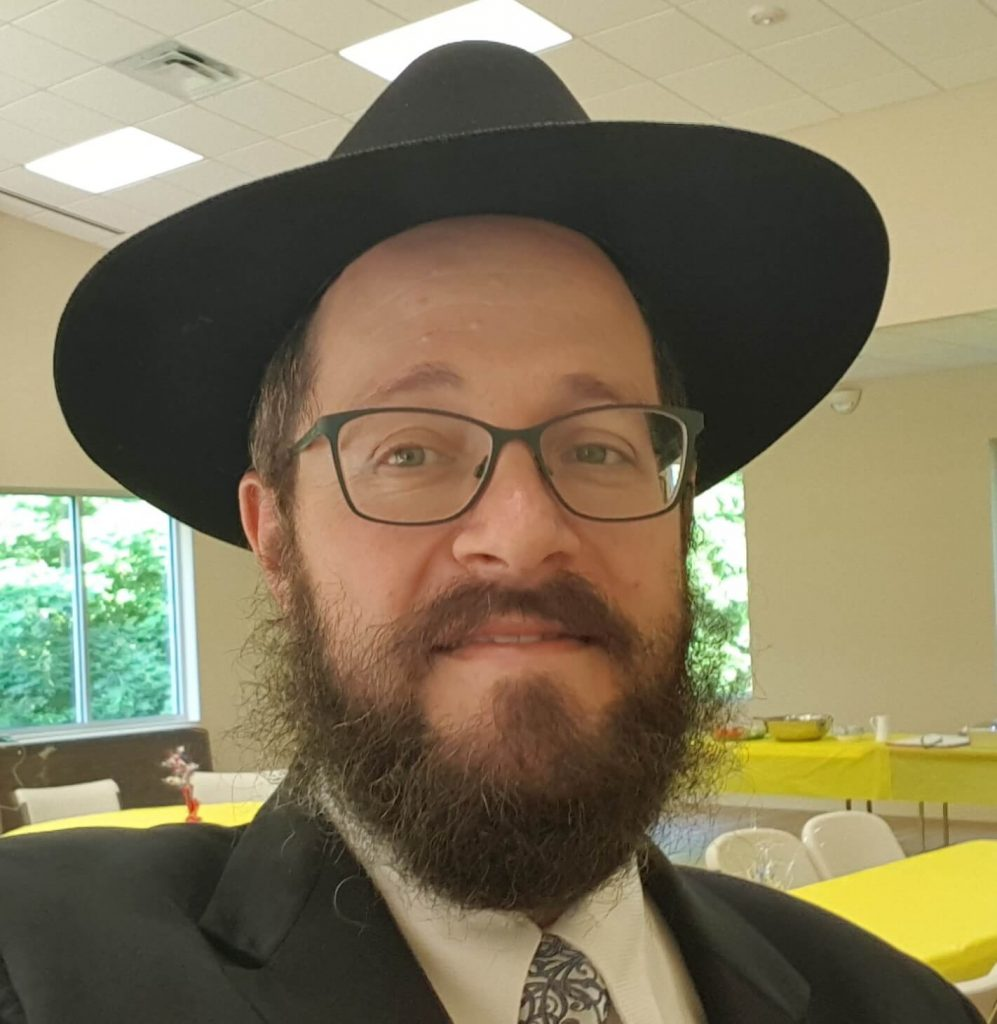 Rabbi Ari Shilshler